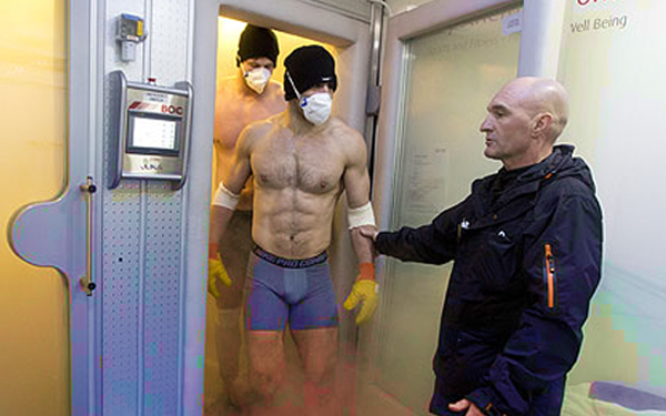 spa cryotherapy wap sejuk