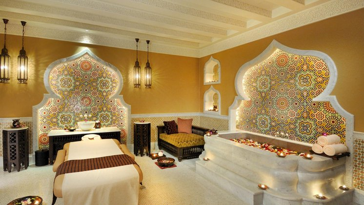 spa hotel emirate palace