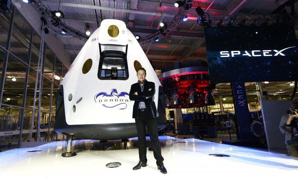 spacex eplorasi angkasa lepas