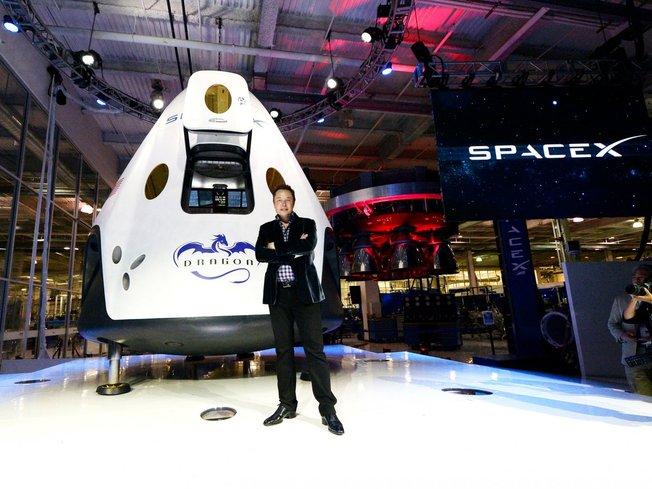 spacex syarikat eksplorasi angkasa