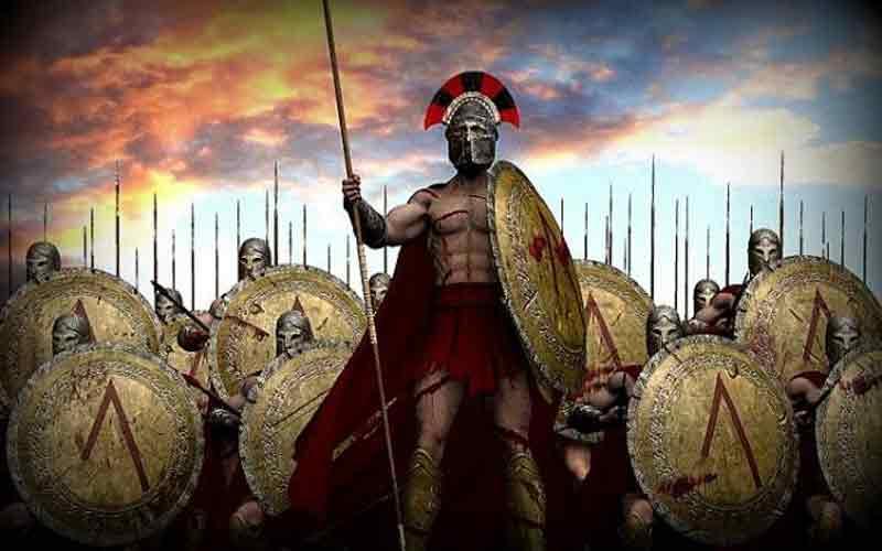 spartan 5 pahlawan perang zaman pubra yang paling power 2