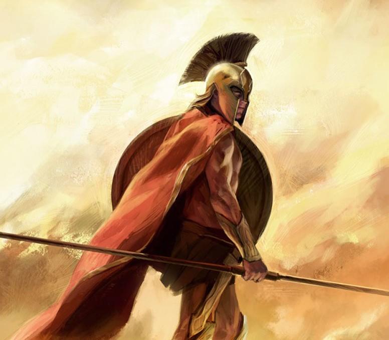 spartan 5 pahlawan perang zaman pubra yang paling power