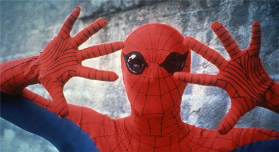 spiderman 1977