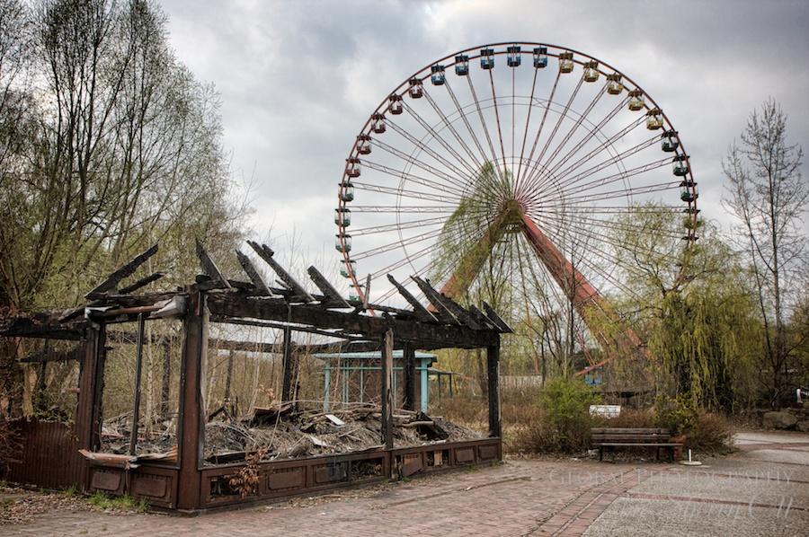 spreepark berlin 10 tempat terbengkalai menakjubkan yang dijumpai dalam google earth