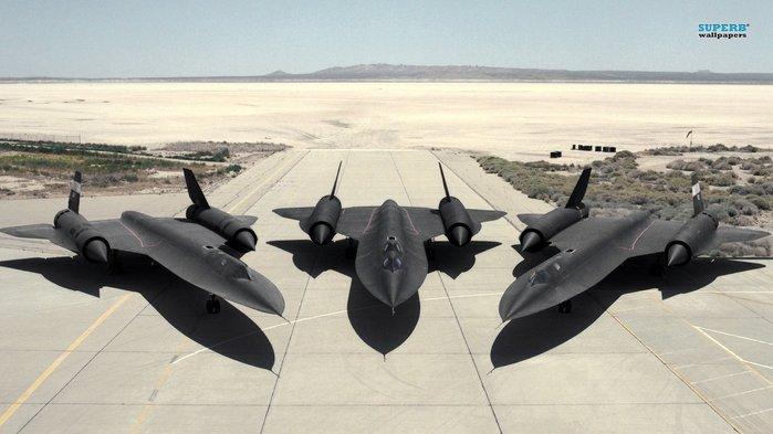 sr 71 blackbird 5 pesawat paling laju di dunia