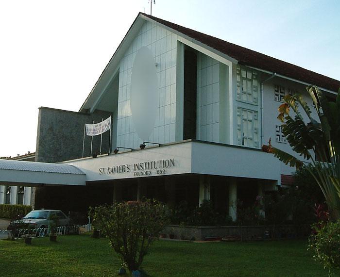 st xavier s institution di penang yang ditubuhkan pada 1852 2