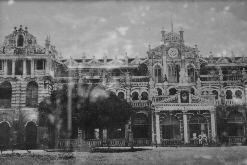 st xavier s institution di penang yang ditubuhkan pada 1852