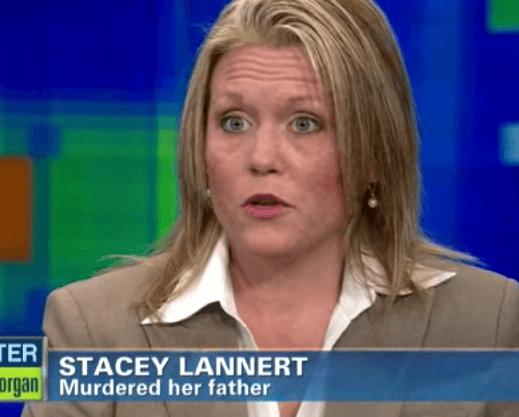 stacey lannert bunuh ibu bapa dengan kejam