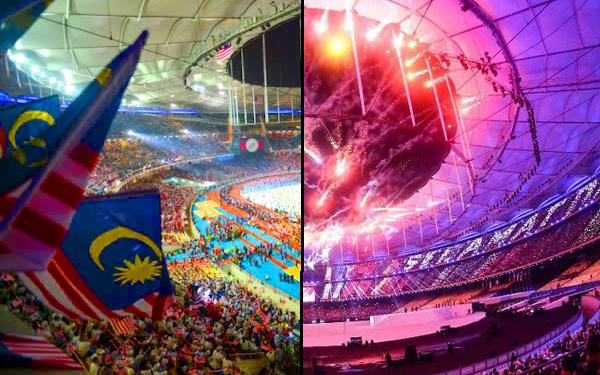 stadium bukit jalil malaysia diantara terbesar di dunia