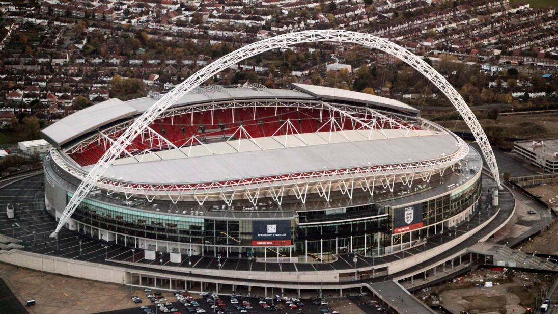 stadium wembley london uk no 7 terbesar dunia