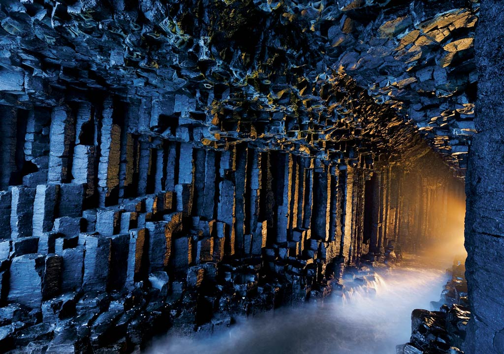 staffa scotland tempat alien