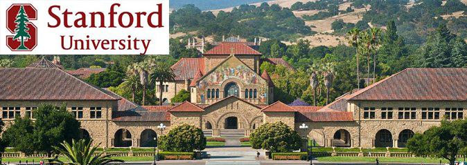 stanford university dengan logo 488