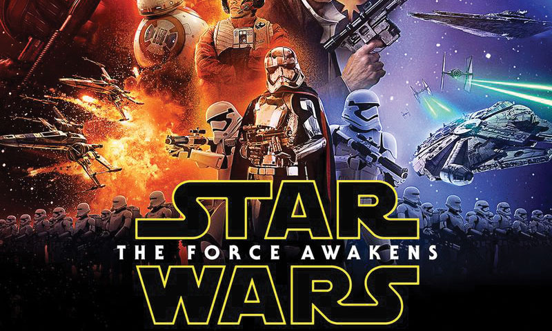star wars the force awakens filem kutipan paling dalam sejarah
