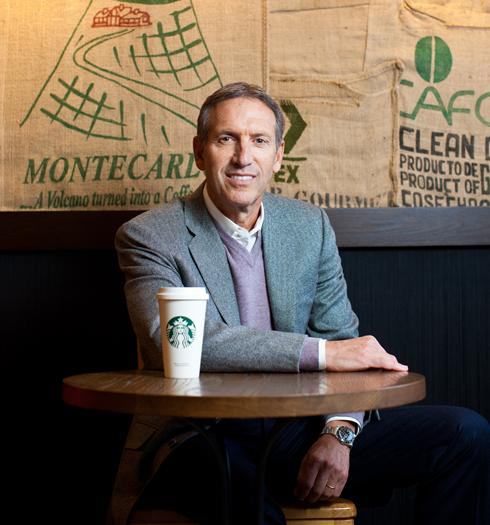 how did howard schultz view the possibilities for the specialty coffee market Starbucks: howard schultz in schultz's view its success spurred the development of other specialty coffee products across the us and competitors.