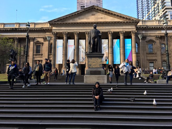 state library of victoria itinerary melbourne