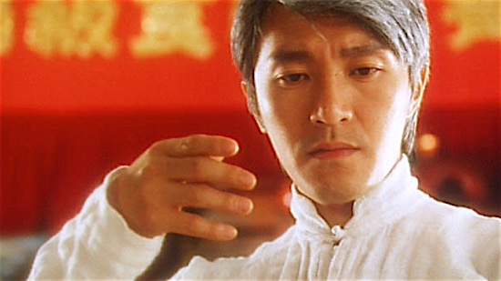 stephen chow dalam god of cookery