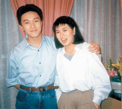 stephen chow with jacqueline law