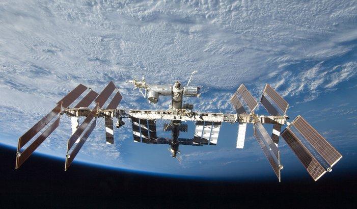 stesen angkasa antarabangsa