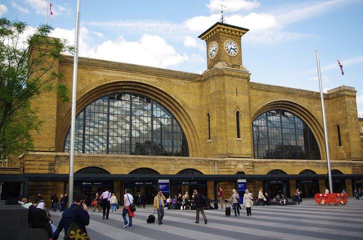 stesen kereta api king cross
