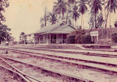 stesen keretapi port dickson