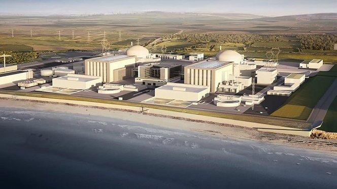 stesen kuasa nuklear hinkley
