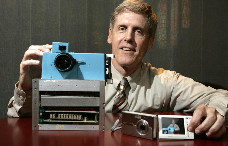 steven sasson pencipta kamera digital pertama dunia