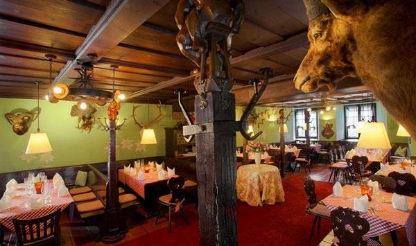 stiftskeller st peter restoran tertua di dunia