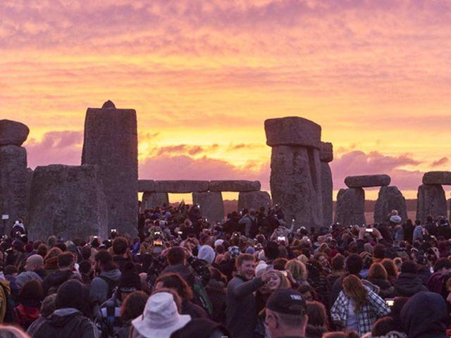 stonehenge reality