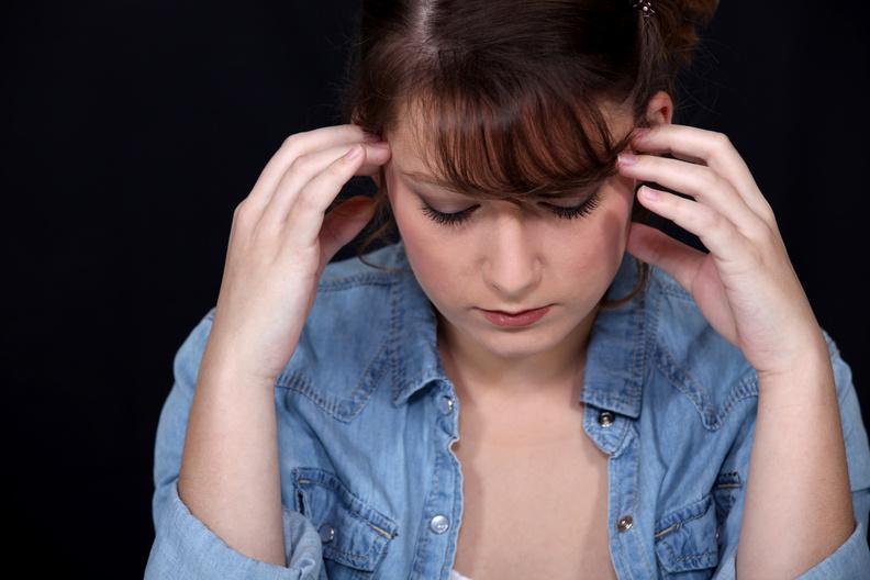 stress dan bimbang kerana porno tersebar
