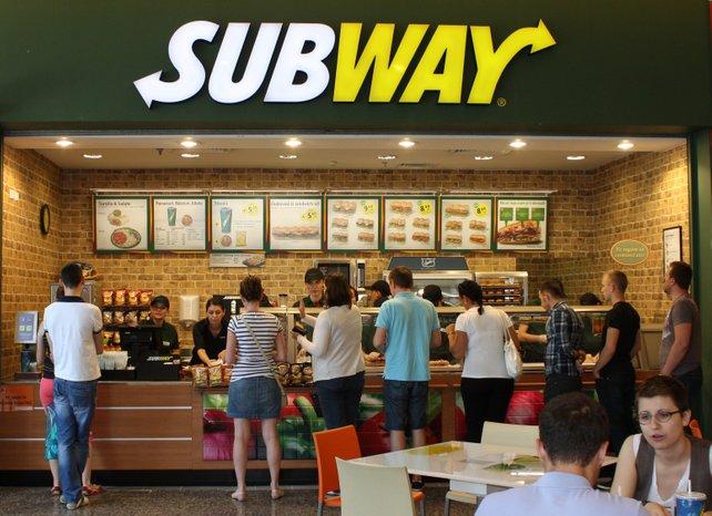 subway restoran makanan segera terbesar di dunia