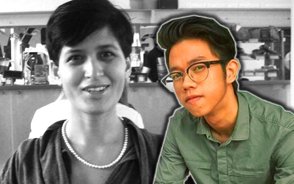sufiah yusuf dan adi putra malaysian genius