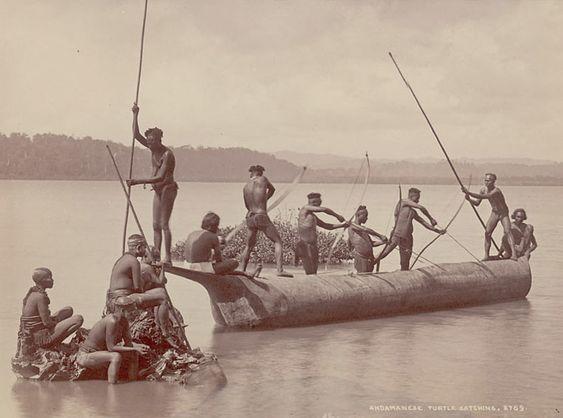 suku kaum orang asli pulau utara sentinelese