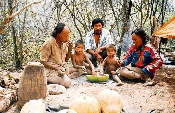suku kaum yang jauh dari peradaban manusia