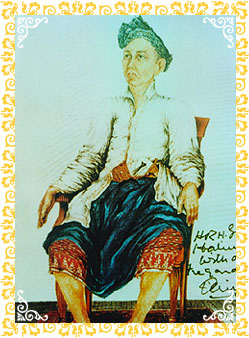 sultan ahmad tajuddin halim shah ii