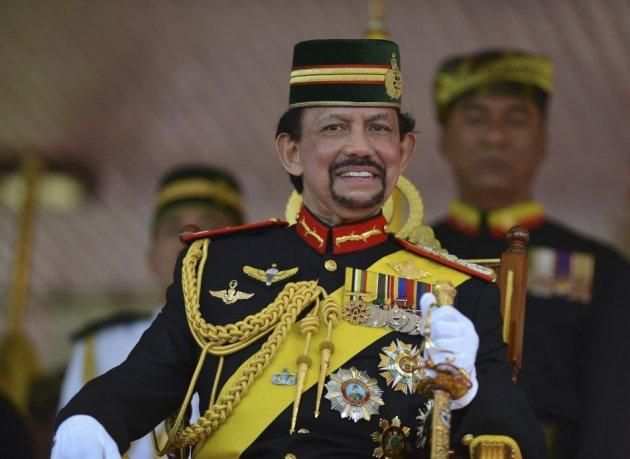 sultan brunei orang kaya yang tidak disenaraikan forbes