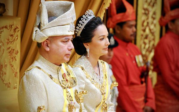 sultan nazrin shah dan tuanku zara salim