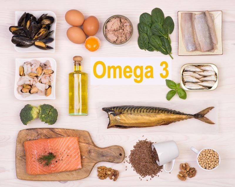 sumber makanan yang kaya dengan omega 3