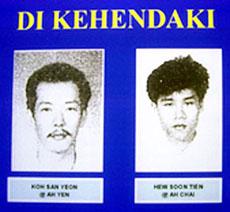 sunny chai gangster malaysia