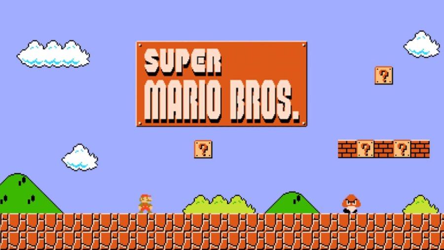 super mario bros permainan video paling laris di dunia