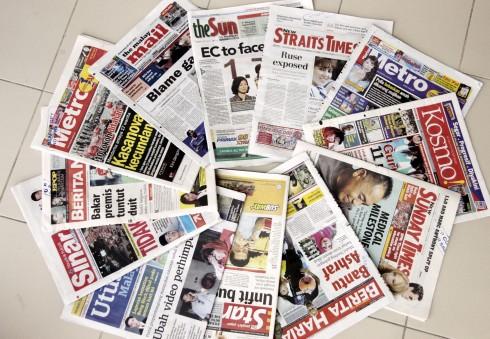 surat khabar malaysia