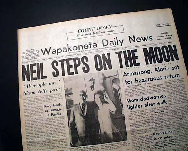 suratkhabar berita ekspedisi bulan