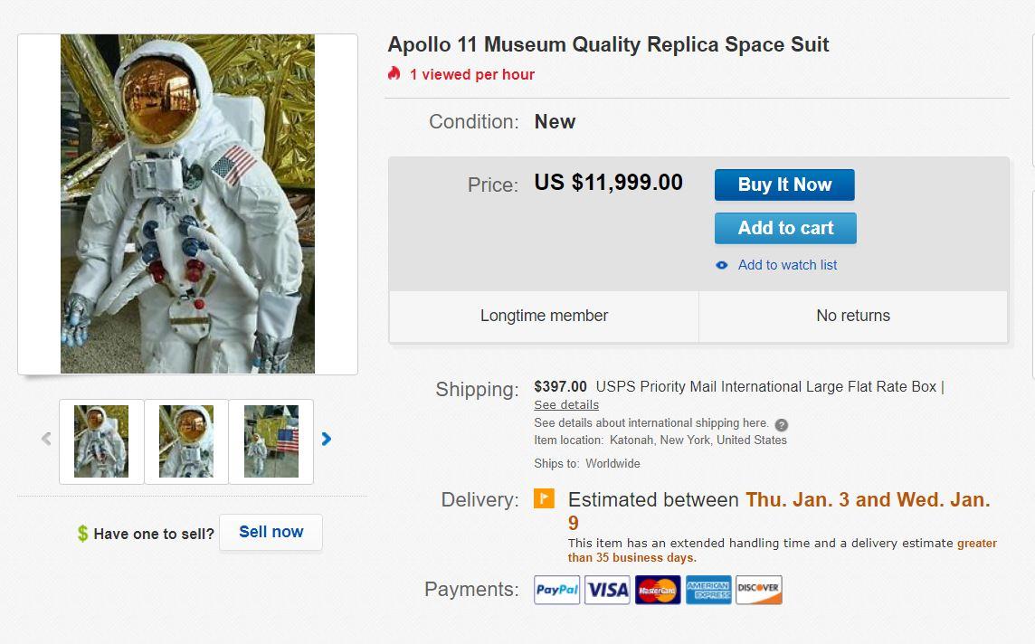 sut angkasawan dijual secara online