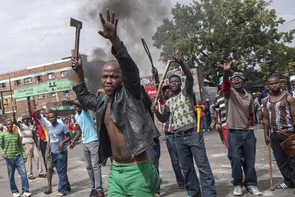 swaziland 8 negara yang mempunyai kadar pembunuhan paling tinggi di dunia 763