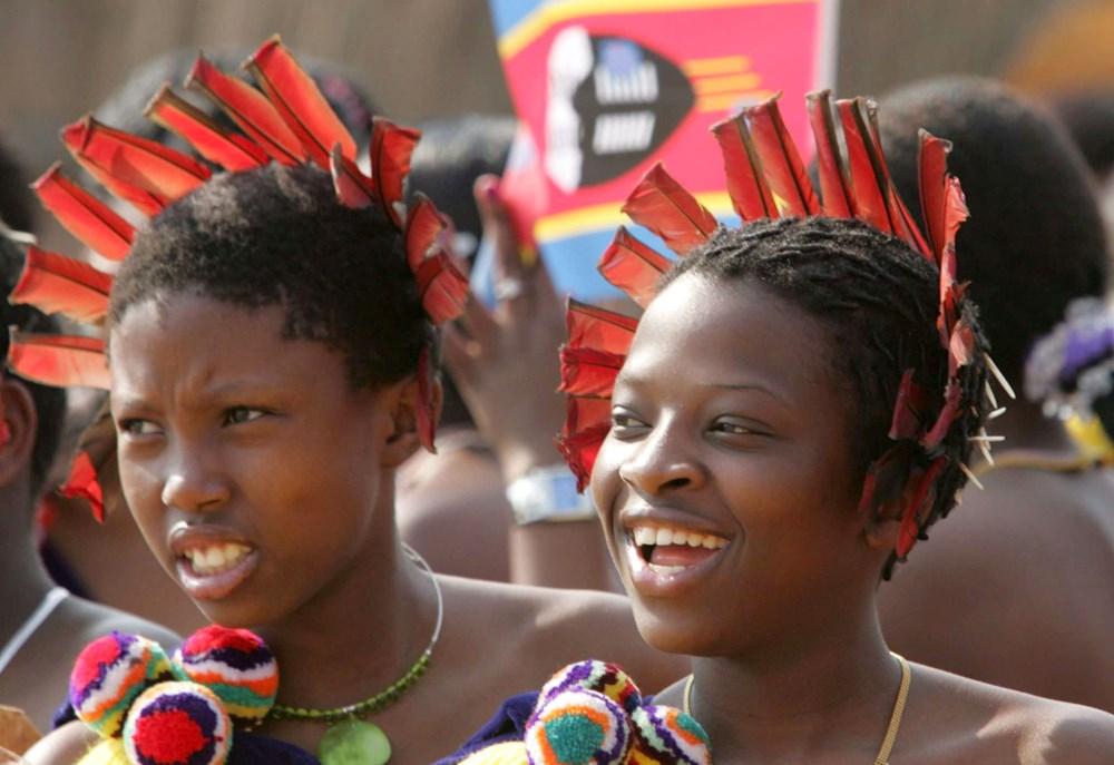 swaziland acara tarian