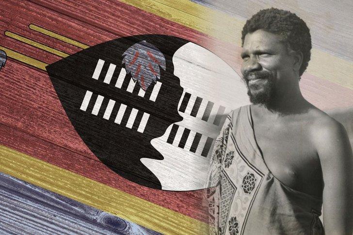 swaziland king sobhuza 01