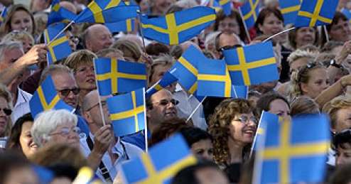 sweden negara paling demokratik di dunia