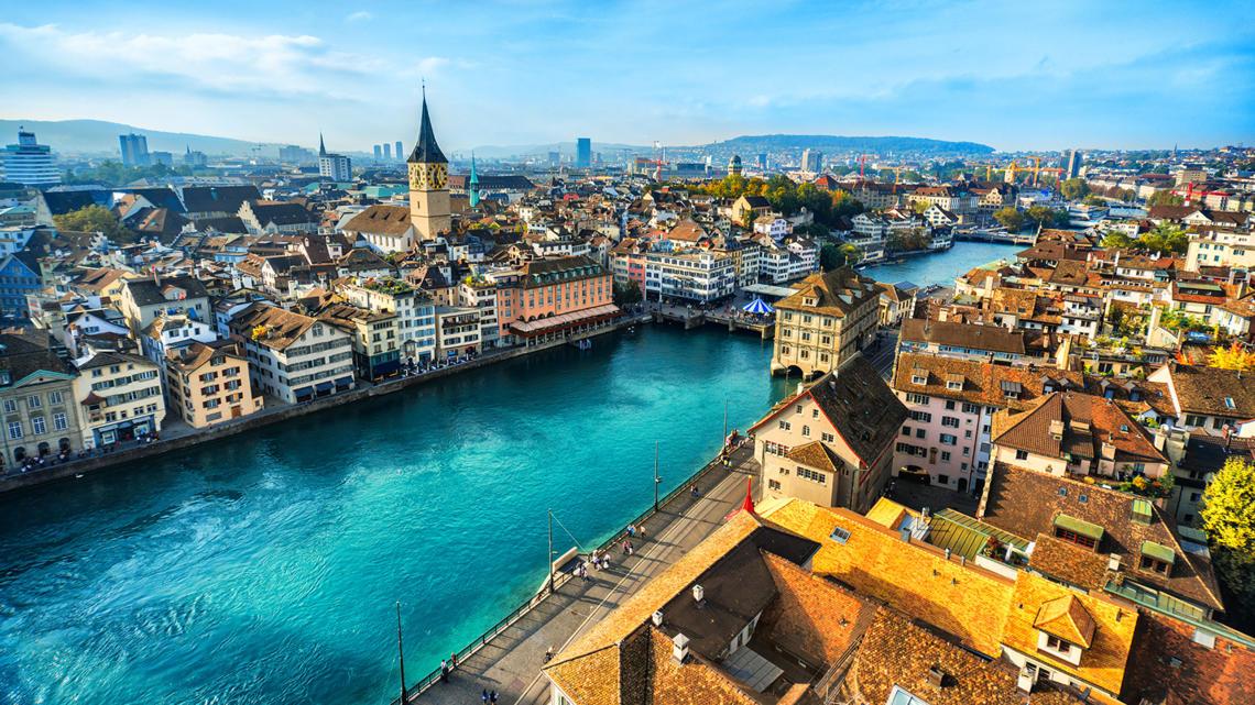 switzerland negara paling best untuk tinggal