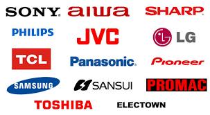 syarikat dan jenama elektronik terkenal jepun
