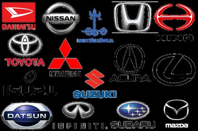 syarikat dan jenama kereta terkenal jepun