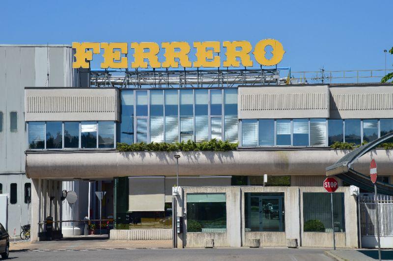 syarikat ferrero